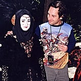 Paul Rudd attended an April 1999 Star Wars bash at the Skywalker Ranch!