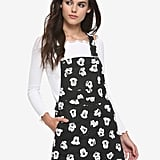 Disney Mickey Mouse Black & White Print Skirtall