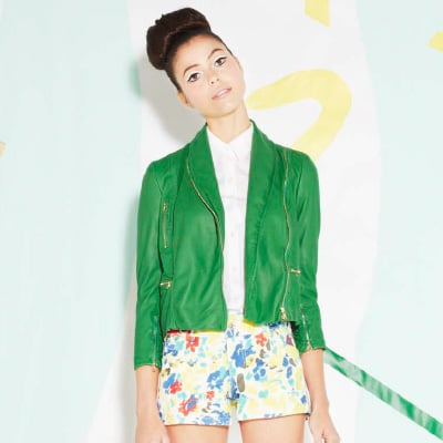 The Best Looks From Alice And Olivia's Spring 2013 Look Book