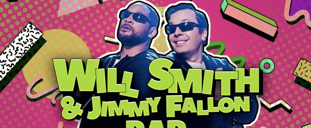 Will Smith and Jimmy Fallon Rap: The History of Will Smith