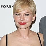 Michelle Williams attended her premiere of Take This Waltz.