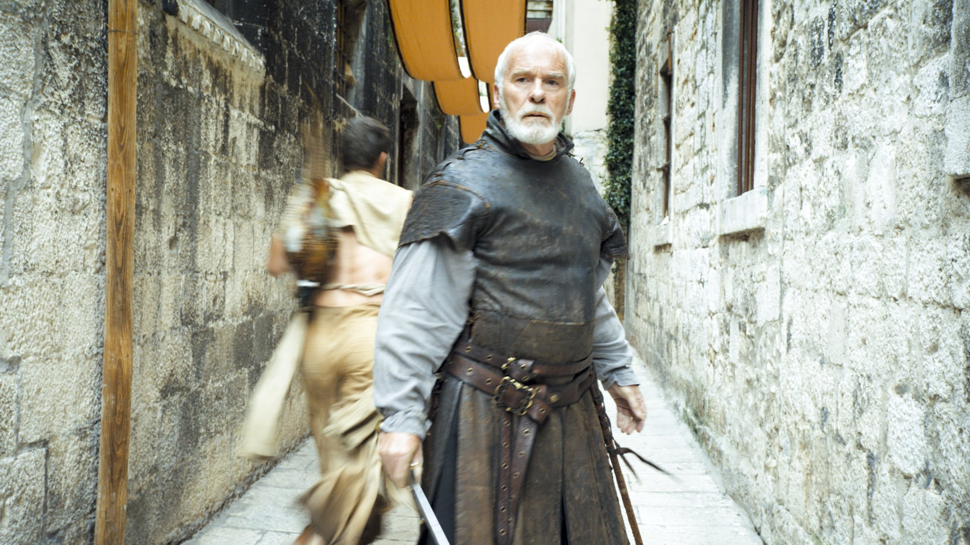 Why That Ser Barristan Selmy Shoutout on Game of Thrones Was a Really Big Deal