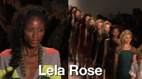Spring 2011 New York Fashion Week: Lela Rose