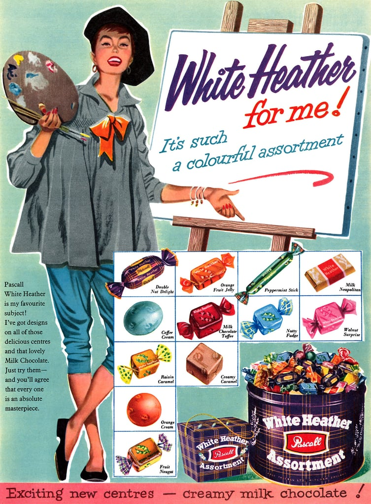 """If it's such a """"colorful assortment,"""" why is it called """"White Heather""""?"""