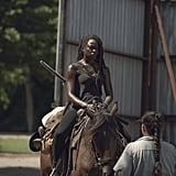 "Michonne ""Trust No B*tch* Grimes Is Playing No Games"