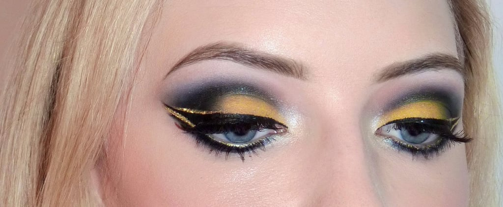 Flaunt Your Hufflepuff Pride With This Adorably Wearable Makeup Look
