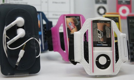 Photos of Bone iPod and iPhone Arm Bands