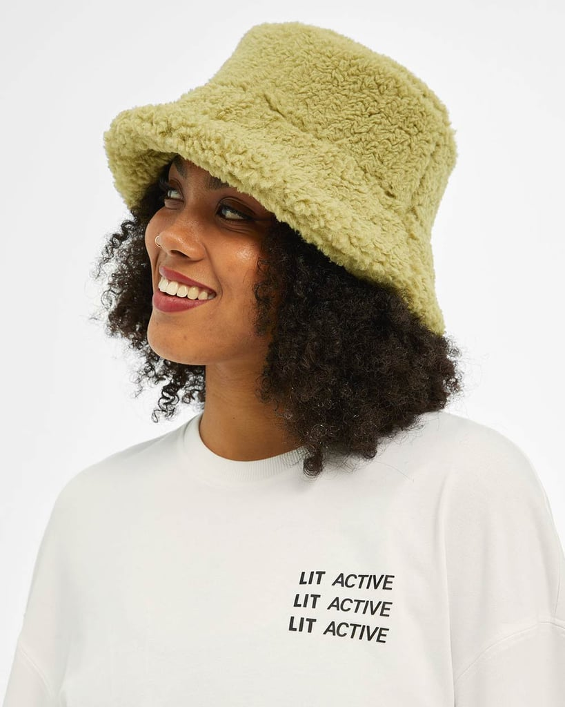 Fuzzy Bucket Hats