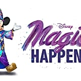 The Magic Happens Parade Logo