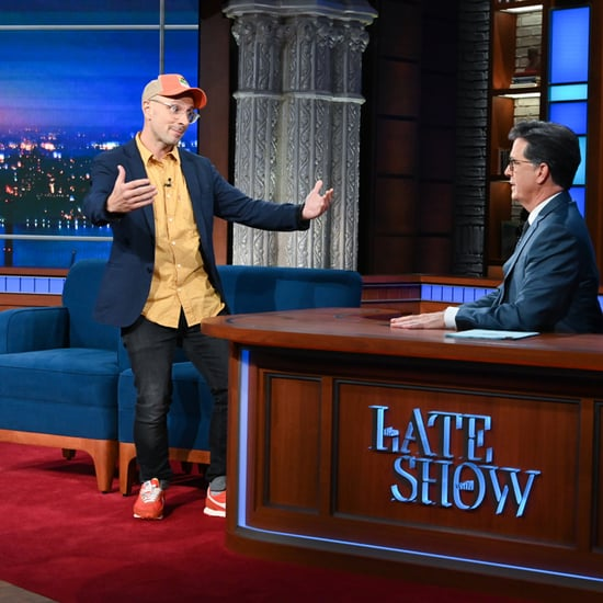 Watch Steve From Blue's Clues on The Late Show With Colbert