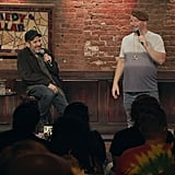 Bumping Mics with Jeff Ross & Dave Attel