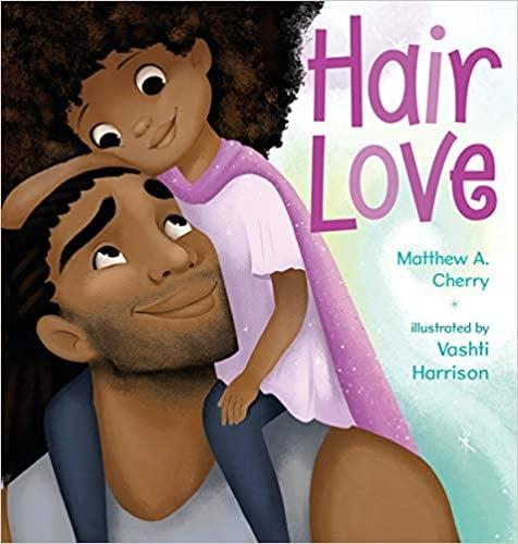 Hair Love by Matthew A. Cherry Book