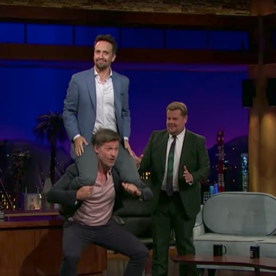 Nikolaj Coster-Waldau and Lin-Manuel Miranda on James Corden