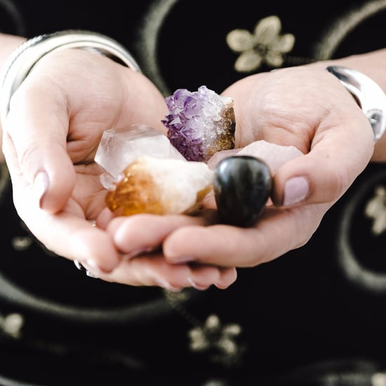 Personal Essay About Healing Crystals
