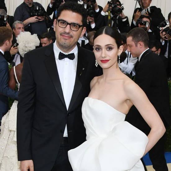 Emmy Rossum Married to Sam Esmail May 2017
