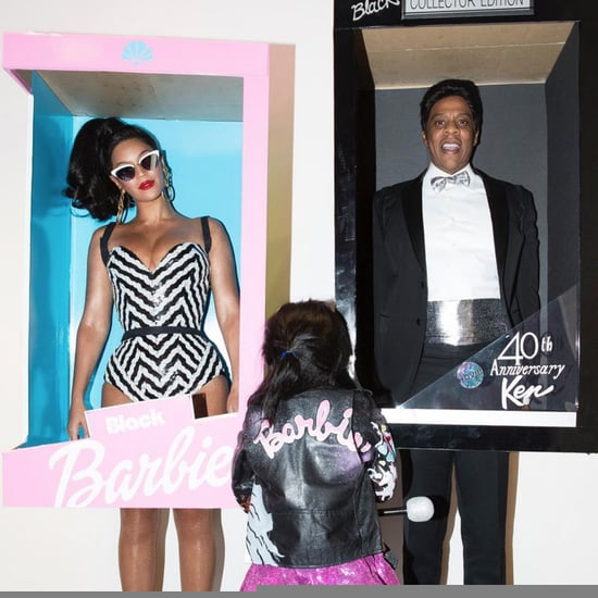 Beyonce & Jay Z Represent Black Barbie & Ken Dolls | Video