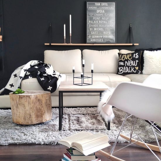 10 Ways To Brighten Up Rooms With Black Furniture