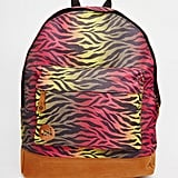 Zebra Print Backpack