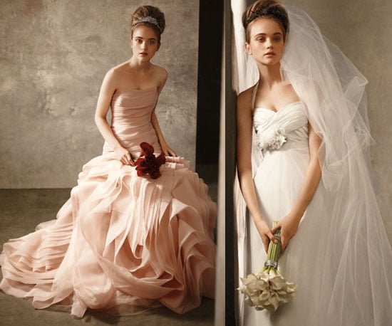 Preview of Vera Wang's Bridal Collection For David's Bridal 2011-02-09 09:43:04