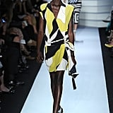 Spring 2011 New York Fashion Week: Diane von Furstenberg 2010-09-12 16:55:53