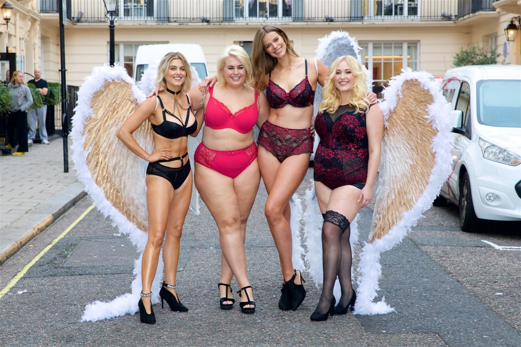 Simply Be Plus Size Lingerie Show November 2018