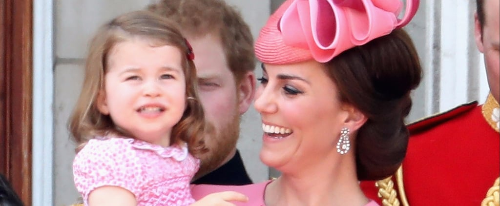 Princess Charlotte's Favourite Colour Shouldn't Be Too Much of a Surprise