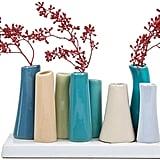 Rectangle Ceramic Flower Vases