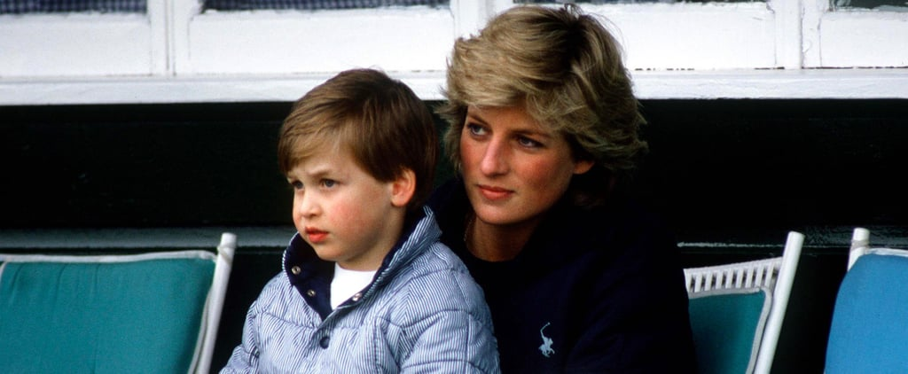 The Sweet and Uplifting Way Princess Diana Told William About His Father's Affair