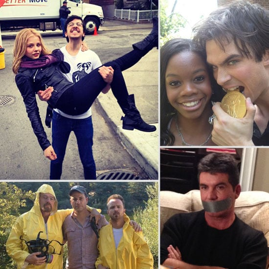 Celebrity Twitter Pictures Roundup | September 21, 2012