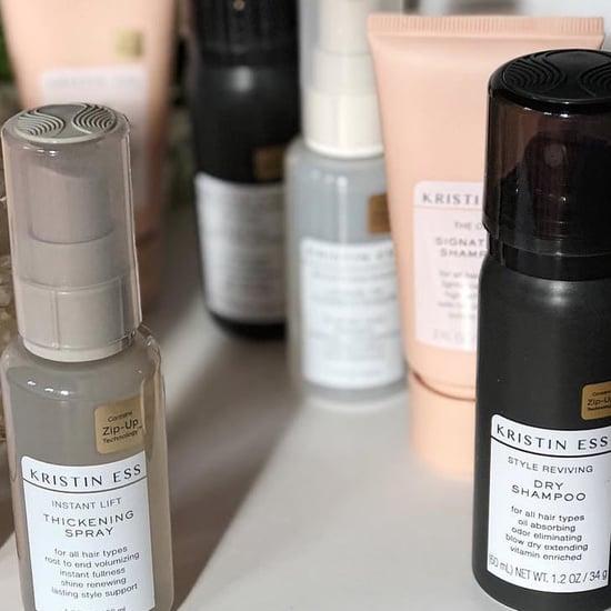 Kristin Ess Style Reviving Dry Shampoo Review