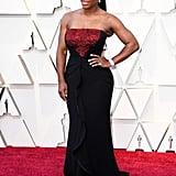 Serena Williams at the 2019 Oscars