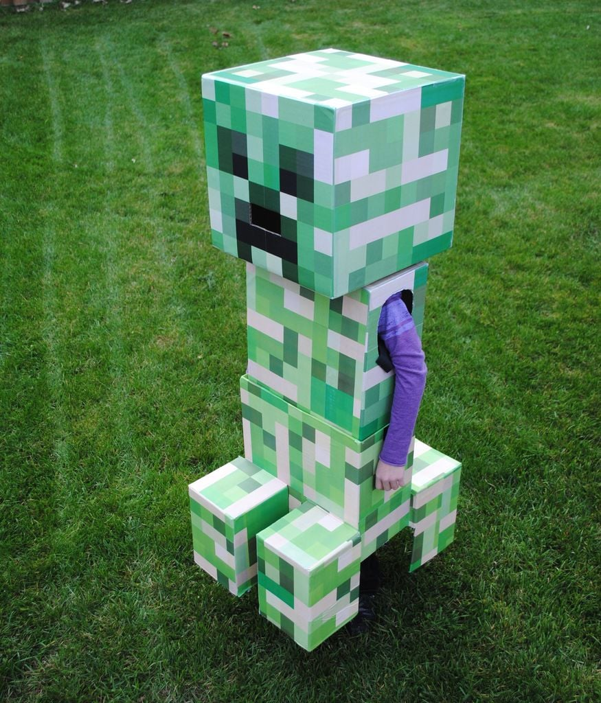 Minecraft Costumes For Kids & Minecraft Costumes For Kids | POPSUGAR Moms