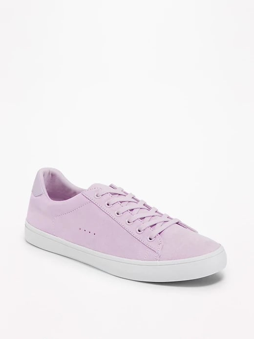Sueded Classic Sneakers