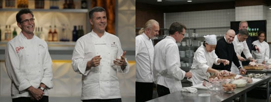 Recap of Top Chef Masters Episode 7