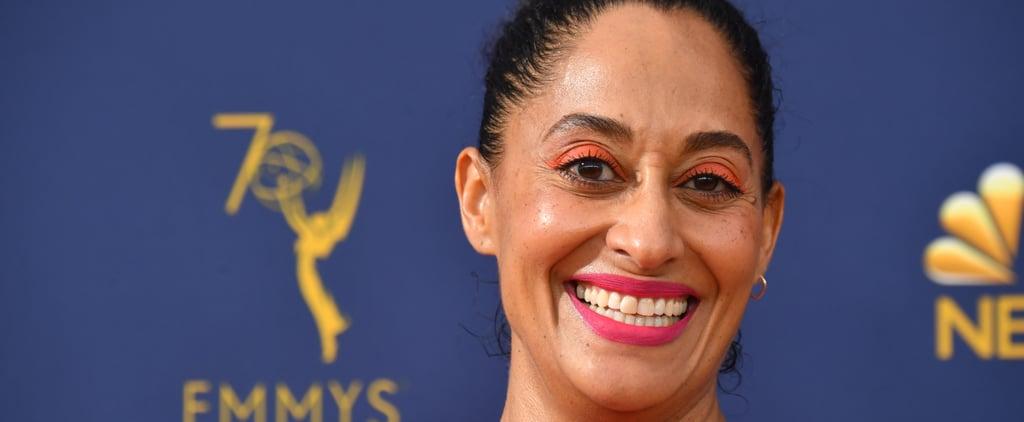 Tracee Ellis Ross Makeup 2018 Emmys