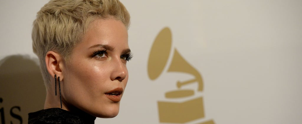 Halsey Reacts to Grammys Snub on Instagram