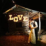 Romantic Marquee Sign