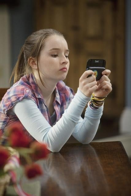 Kaitlyn Dever in ABC's Last Man Standing.