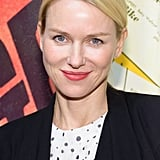 Naomi Watts posed for photos at Target's 50th anniversary celebration in NYC.