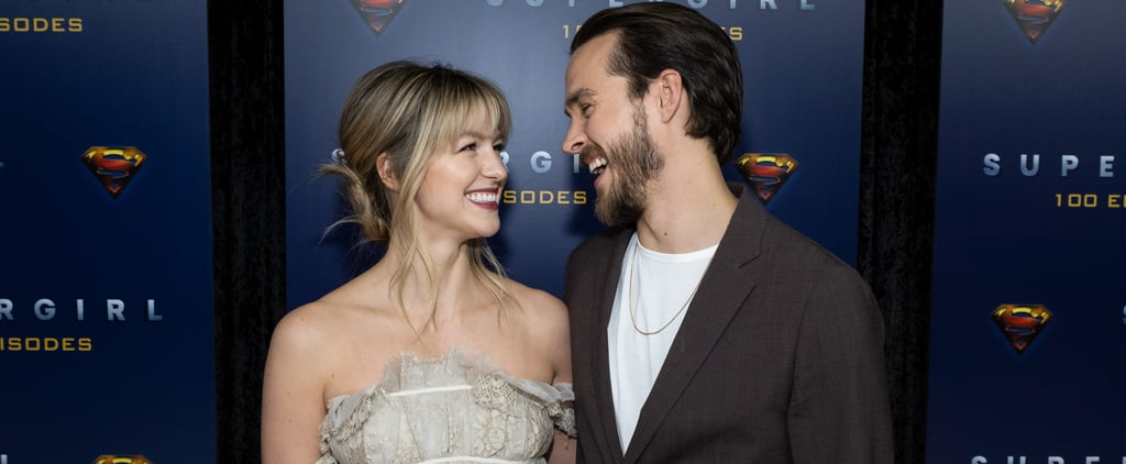 Melissa Benoist and Chris Wood Expecting Their First Child