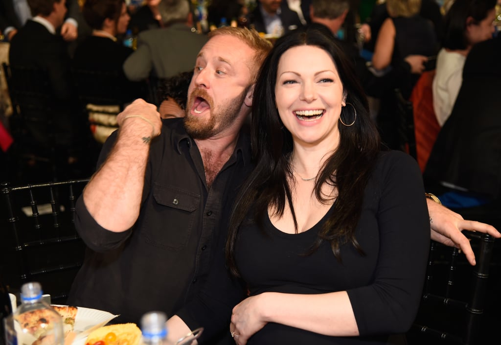 Laura Prepon and Ben Foster at 2017 Spirit Awards Pictures ...