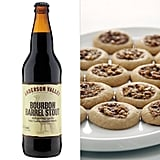 Pecan Pie Cookies and Stout