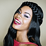 Gabby Douglas's New Lipstick Collection Will Have You Doing Backflips