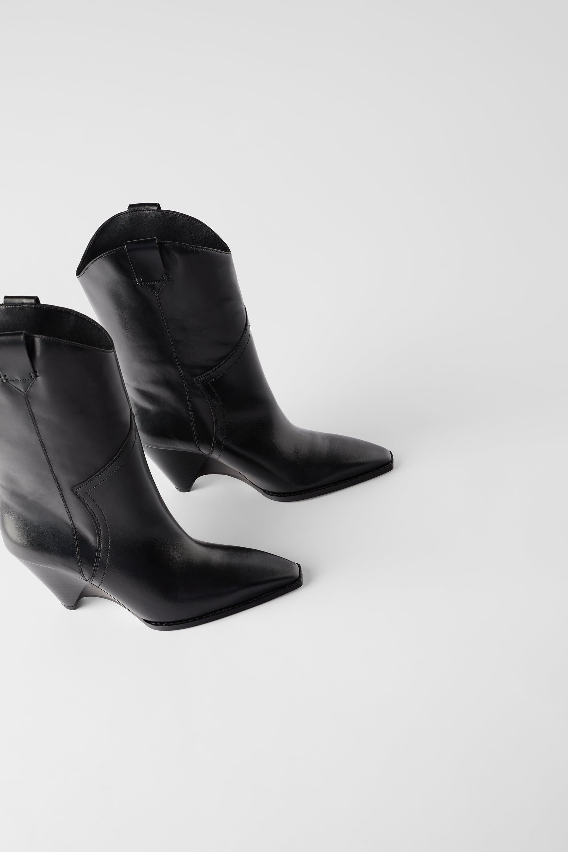 Zara Cowboy Boots   22 Zara Pieces That