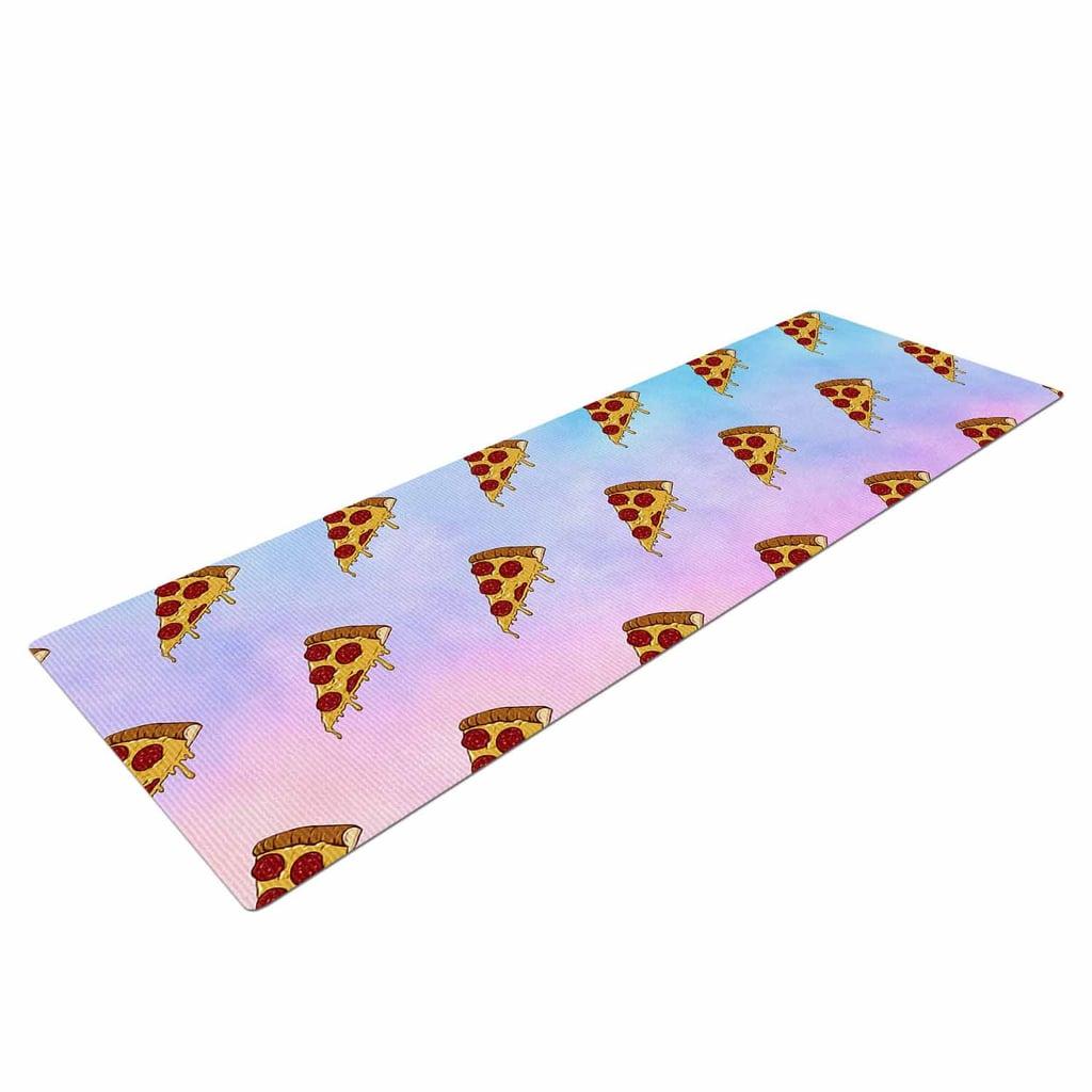 "Juan Paolo ""Lucid Pizza"" Yoga Mat"