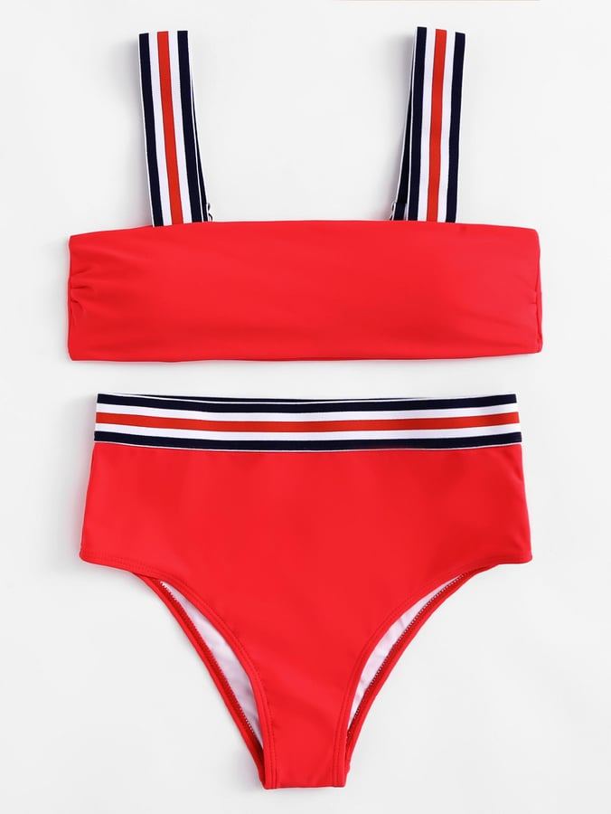 59f90d7847 Swimsuits on Shein | POPSUGAR Fashion