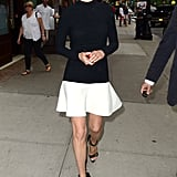 Jennifer Connelly strolled in NYC.