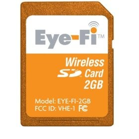 "Wireless ""Eye-Fi"" Photo Card Available in More Places"