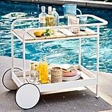 Halden Outdoor Bar Cart
