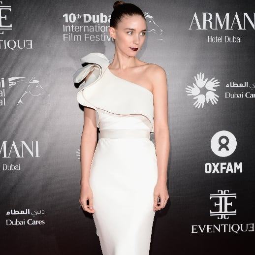 Rooney Mara and Naomie Harris at Dubai Film Festival